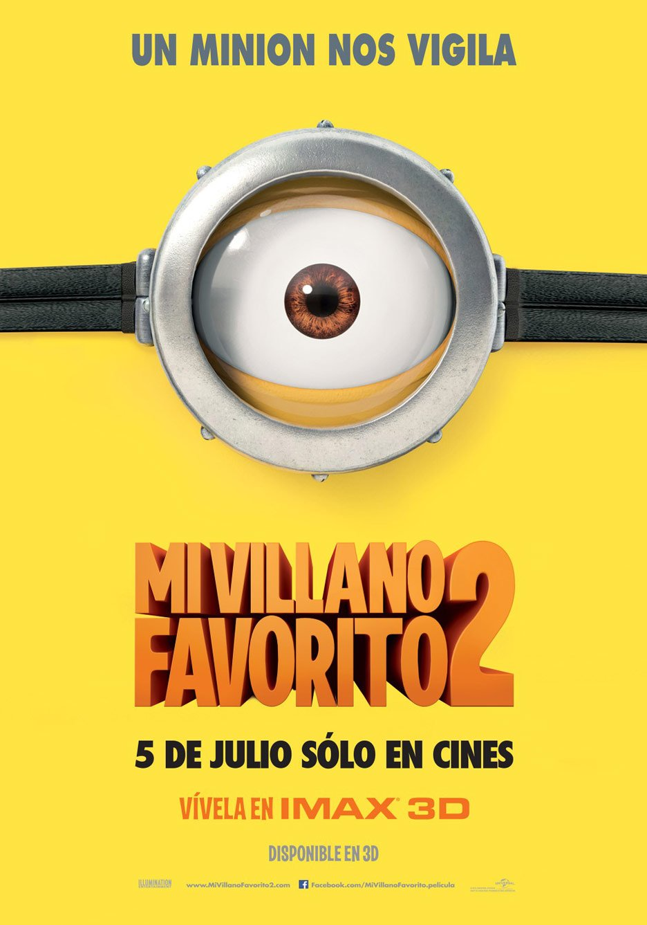 Despicable Me 2 Poster #20