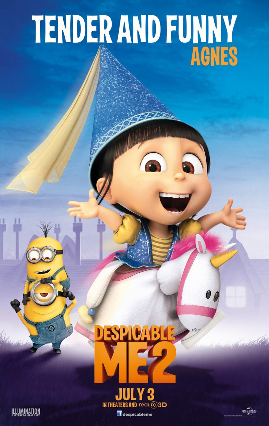 Despicable Me 2 Poster #22