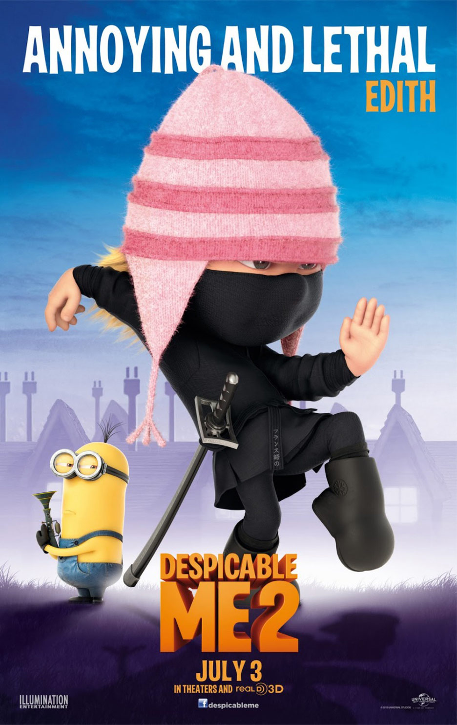 Despicable Me 2 Poster #23