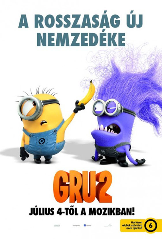 Despicable Me 2 Poster #8
