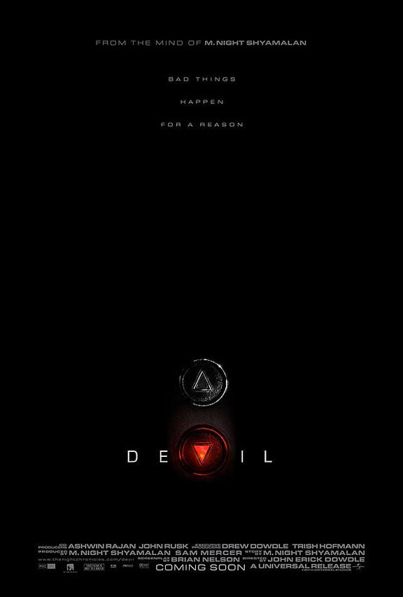 Devil Poster #1