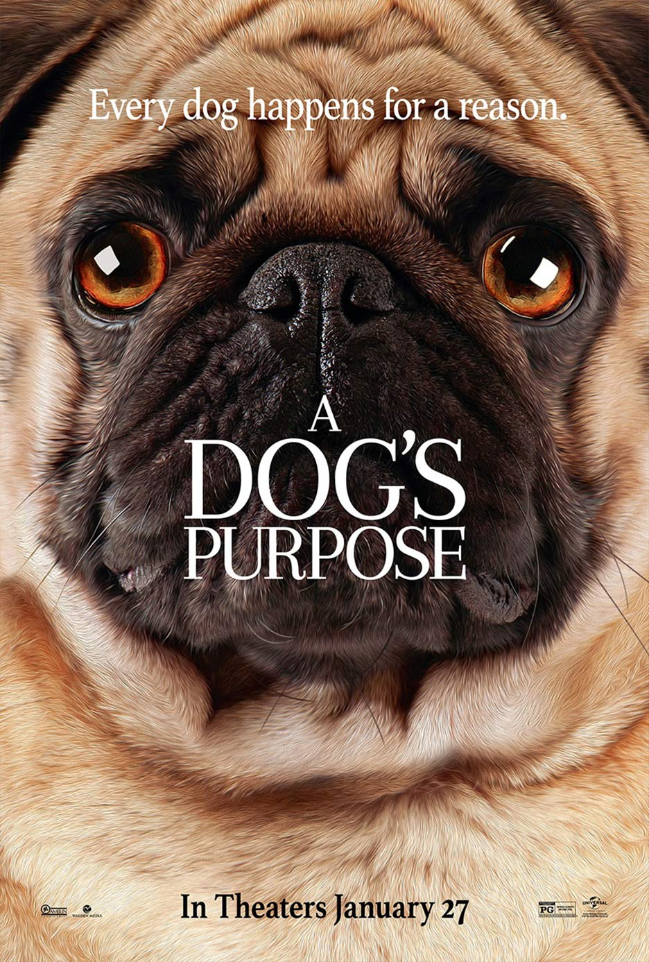 A Dog's Purpose Poster #2