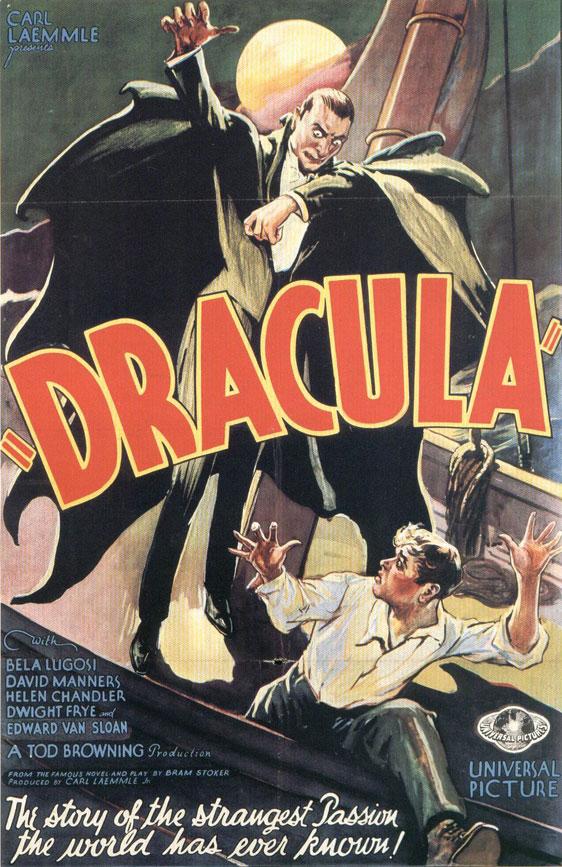 Dracula Poster #3
