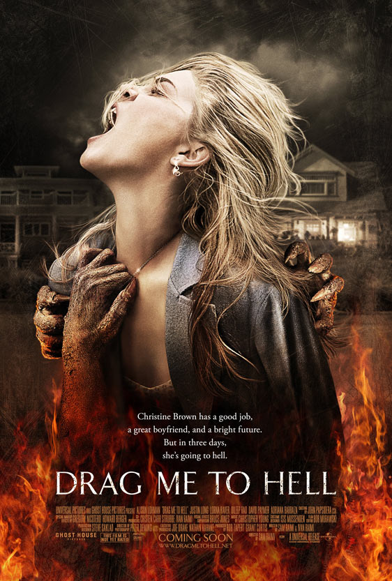 Drag Me to Hell Poster #1