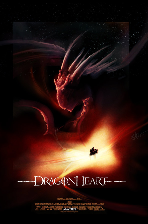 Dragonheart Poster #1