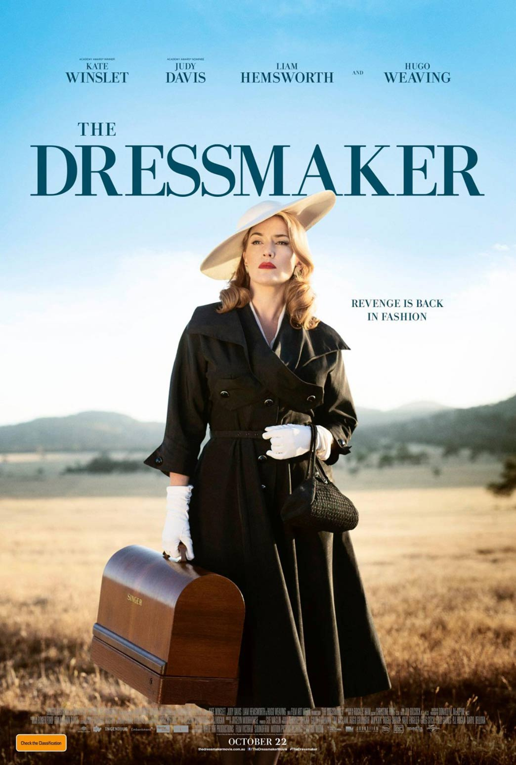 The Dressmaker Poster #1
