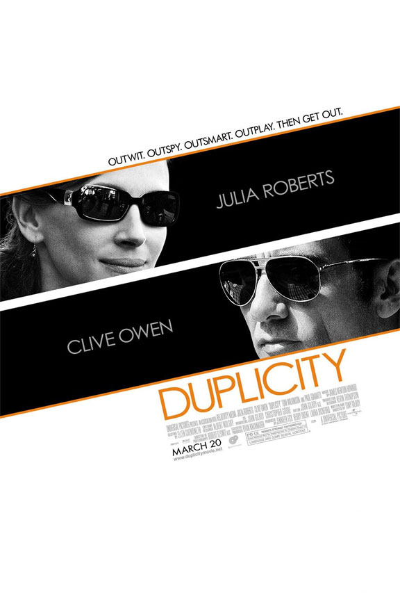 Duplicity Poster #1
