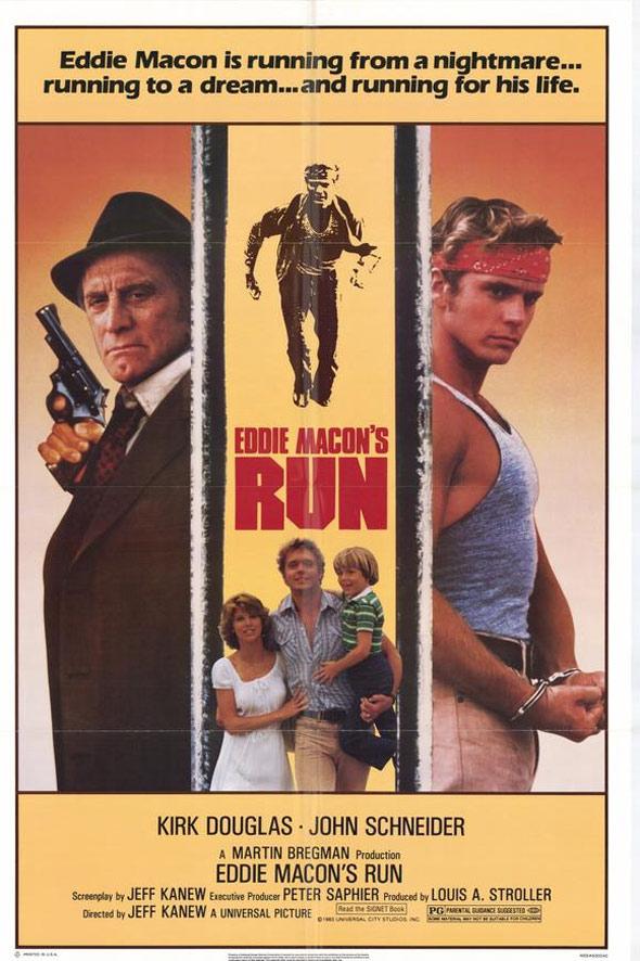 Eddie Macon's Run Poster #1