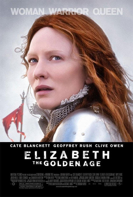Elizabeth: The Golden Age Poster #1