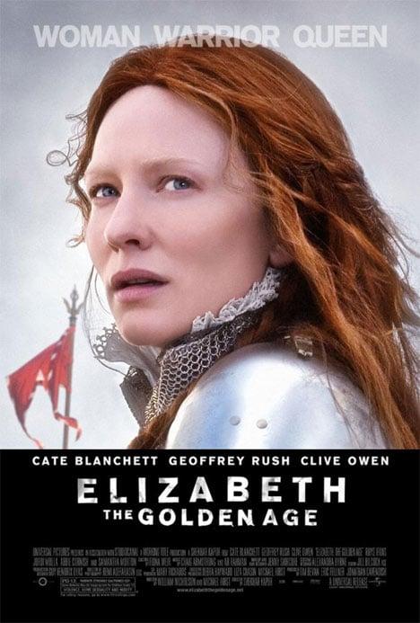 Elizabeth: The Golden Age Poster #1