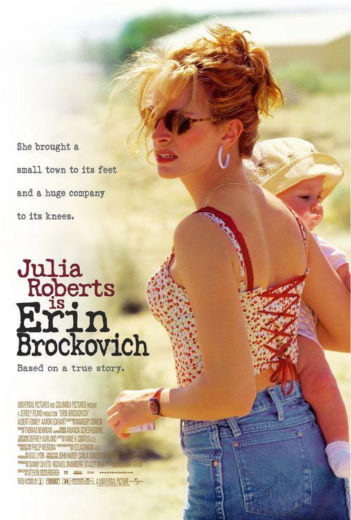 Erin Brockovich Poster #1