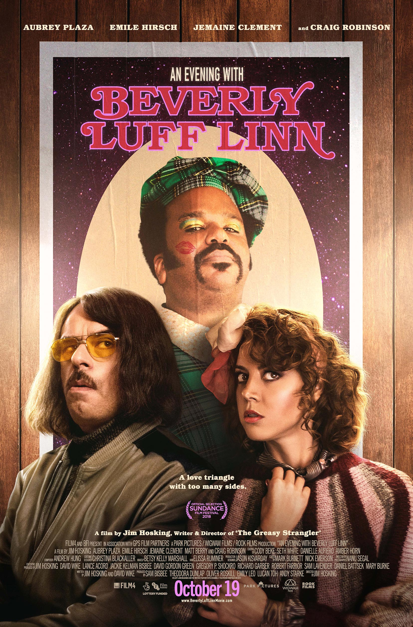 An Evening with Beverly Luff Linn Poster #1