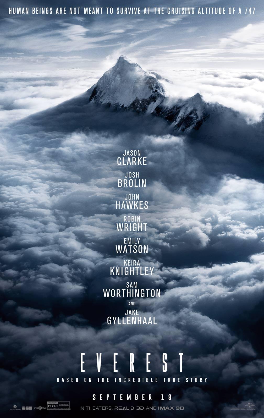 Everest Poster #1