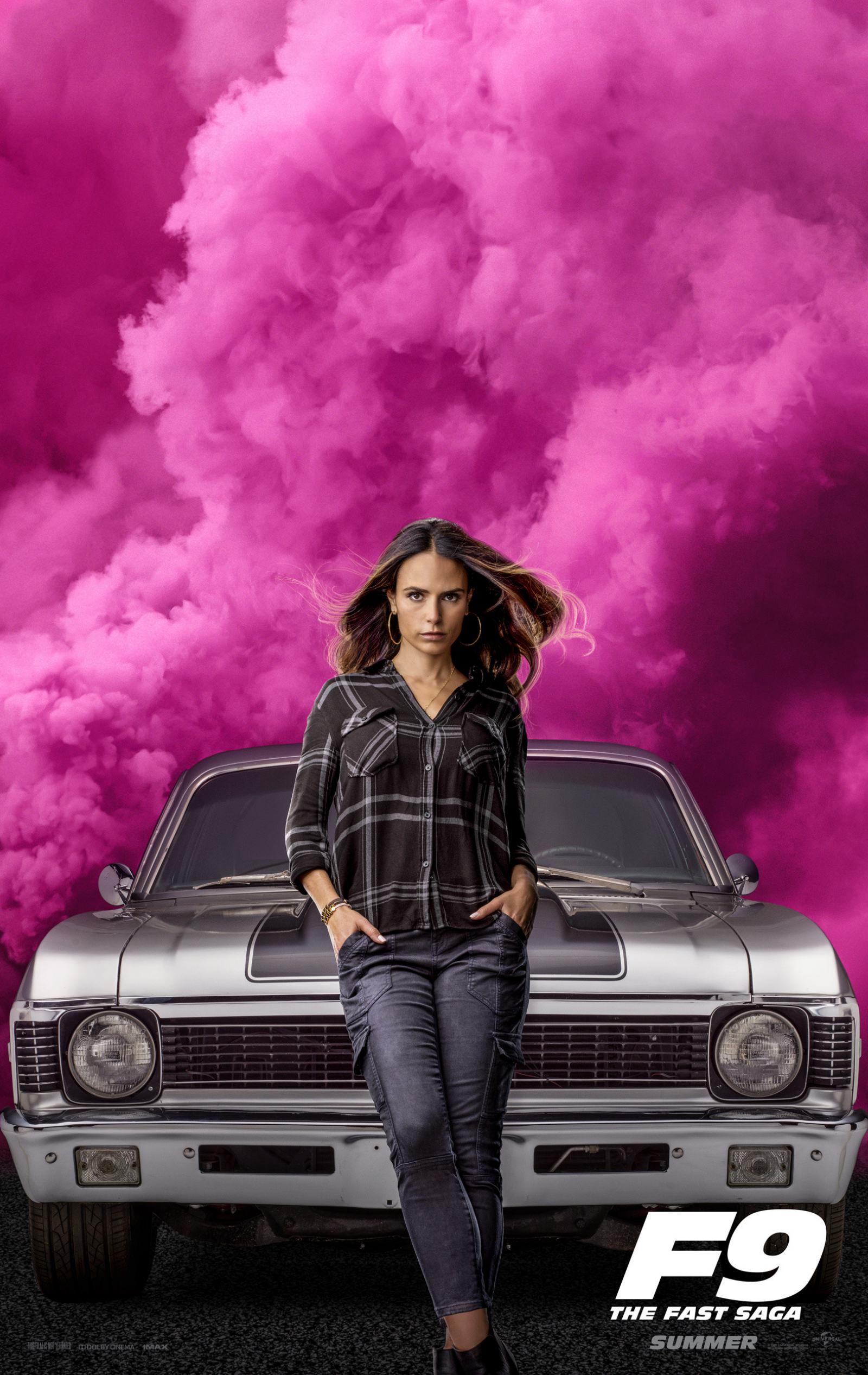 F9: The Fast Saga Poster #4