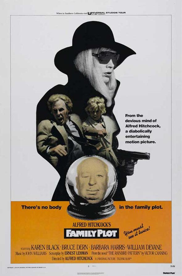 Family Plot Poster #1