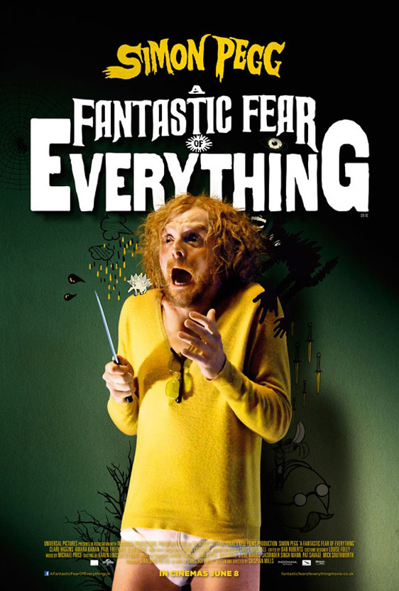 A Fantastic Fear of Everything Poster #1