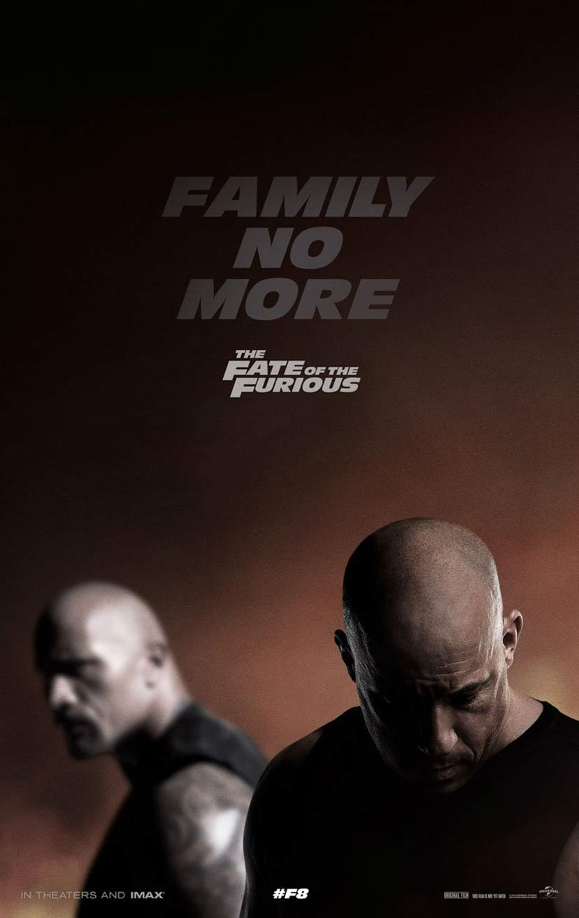 The Fate of the Furious Poster #2