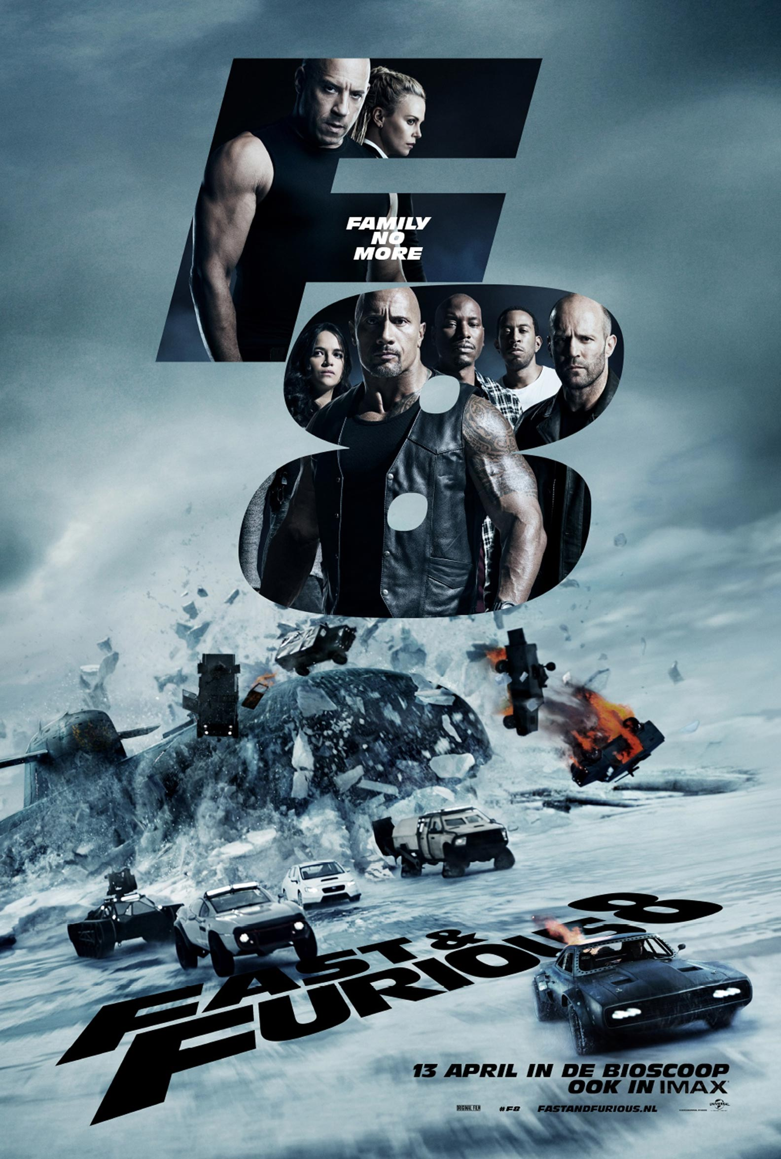 The Fate of the Furious Poster #4