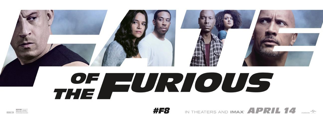 The Fate of the Furious Poster #5
