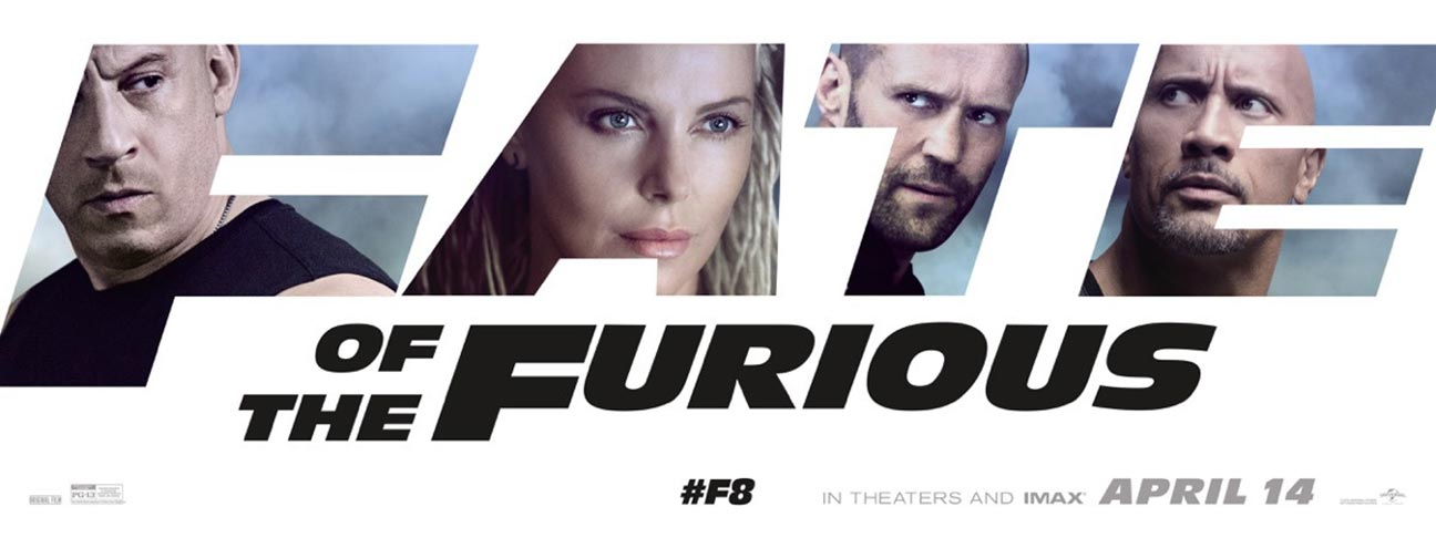 The Fate of the Furious Poster #6