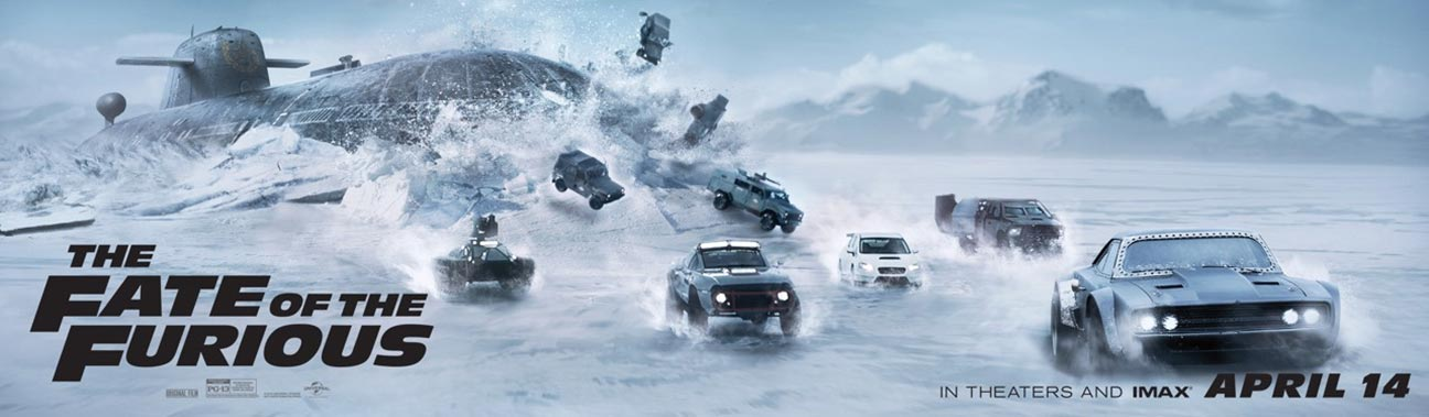 The Fate of the Furious Poster #8