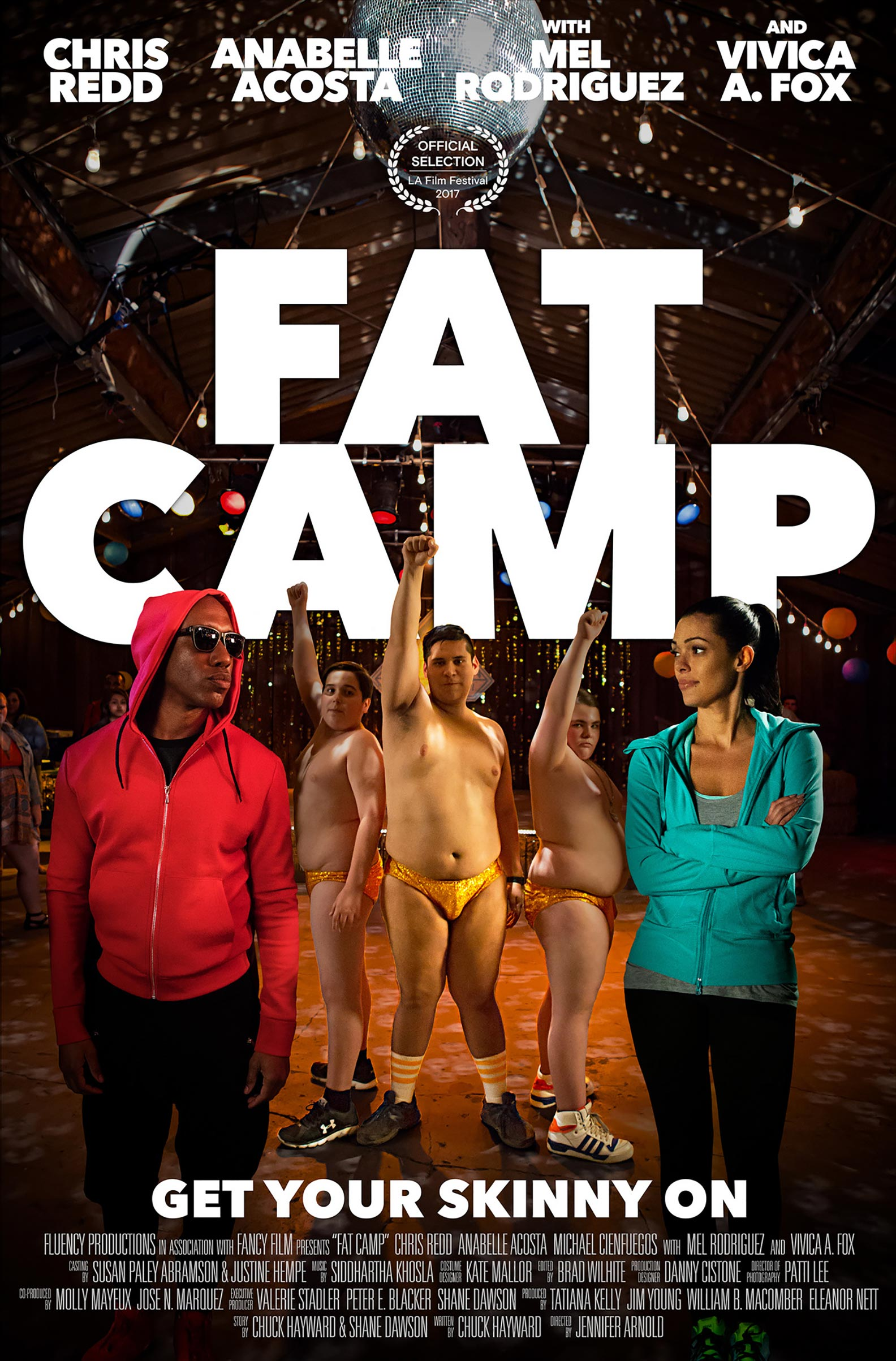 Fat Camp Poster #1