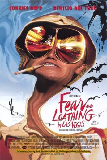 Fear and Loathing in Las Vegas Poster #1