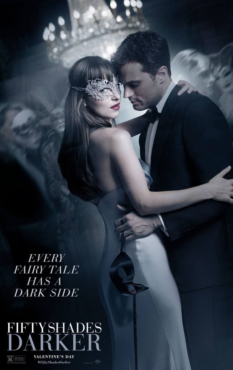 Fifty Shades Darker Poster #2