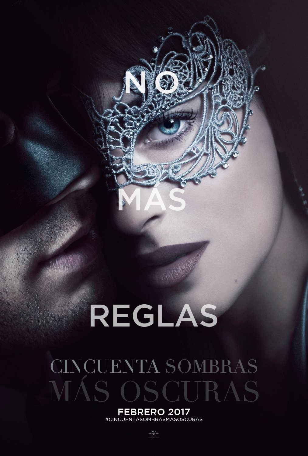Fifty Shades Darker Poster #3