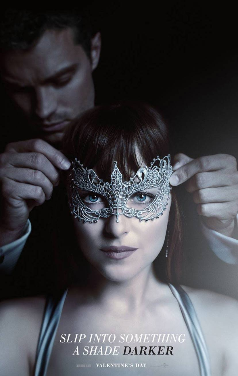 Fifty Shades Darker Poster #1