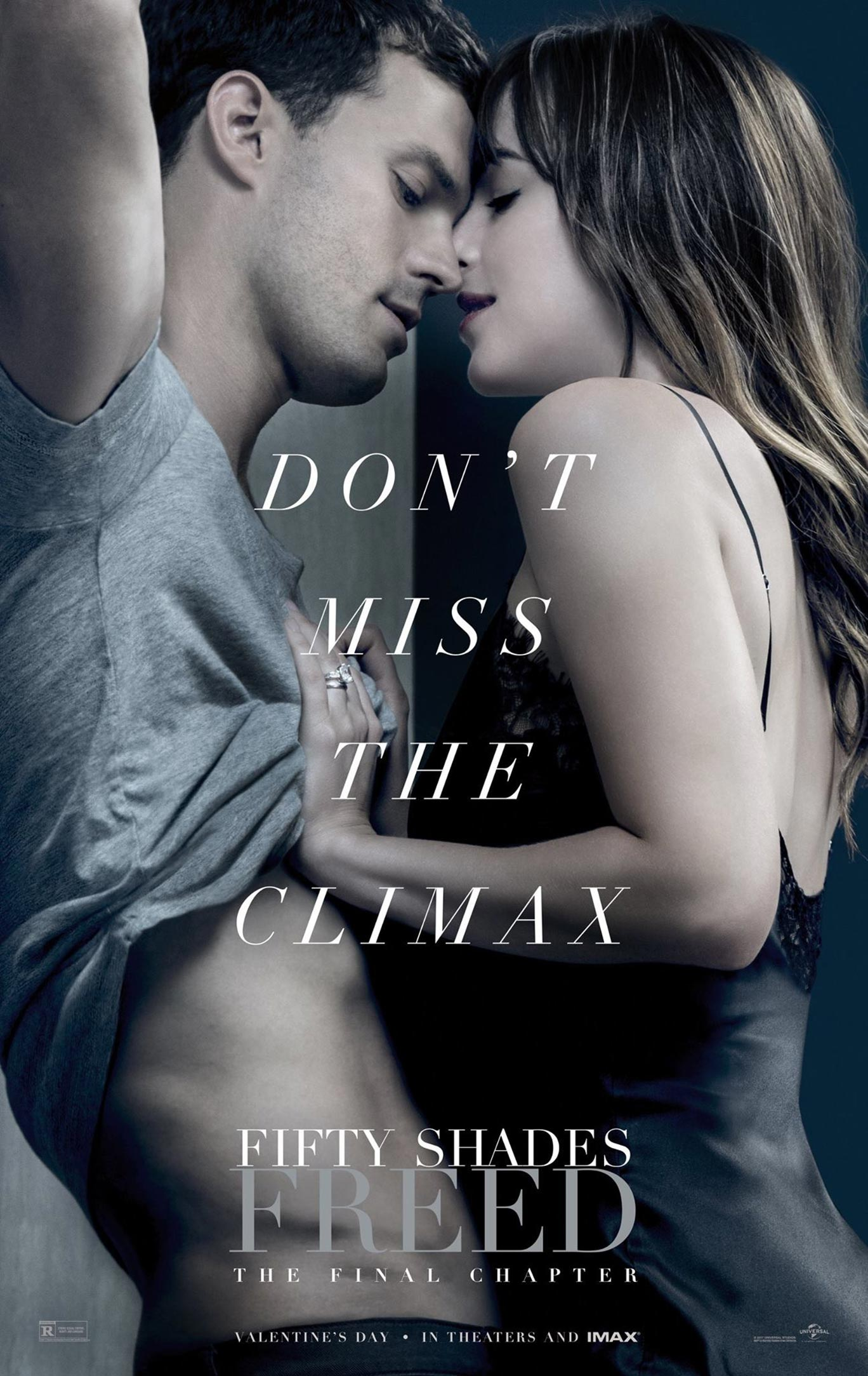 Fifty Shades Freed Poster #2