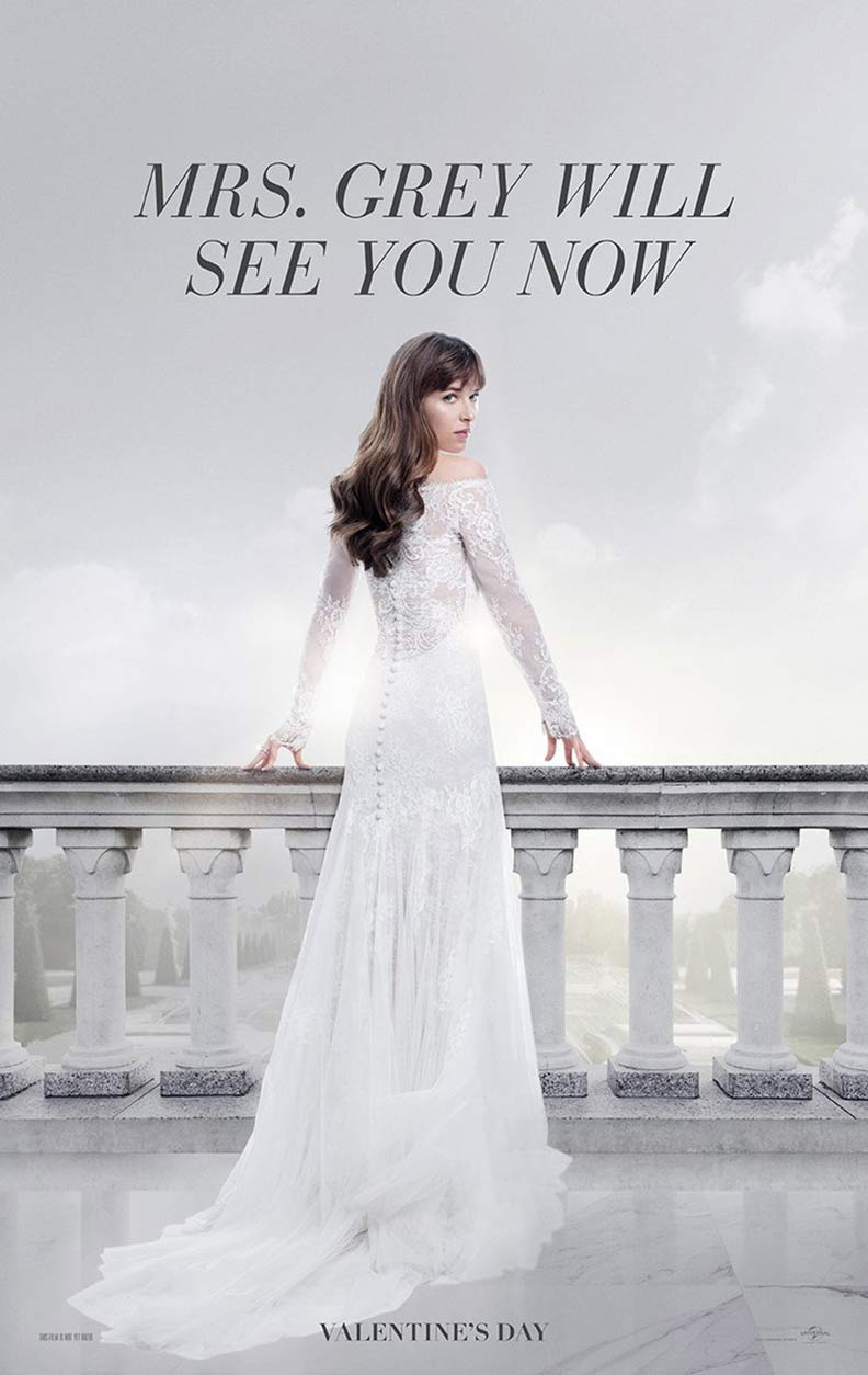 Fifty Shades Freed Poster #1
