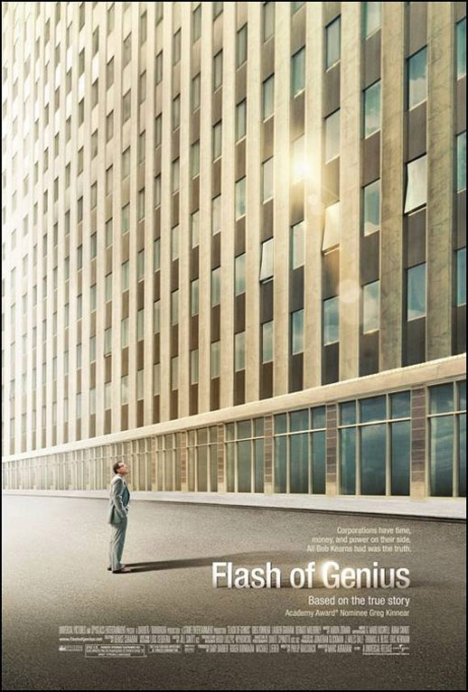 Flash of Genius Poster #1