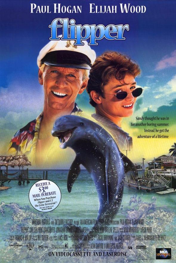 Flipper Poster #1