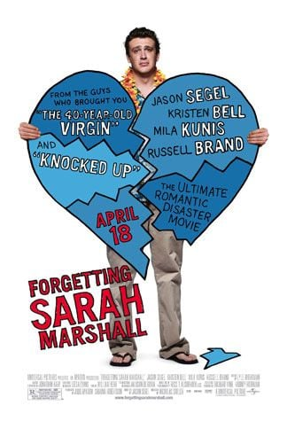 Forgetting Sarah Marshall Poster #1