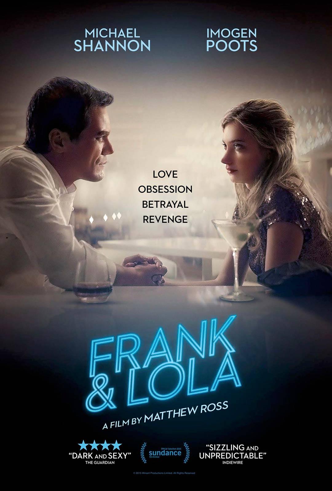 Frank & Lola Poster #1