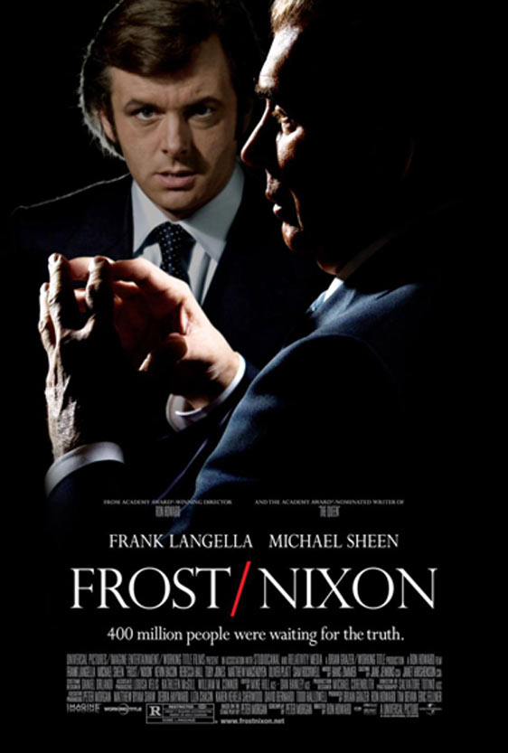 Frost/Nixon Poster #1