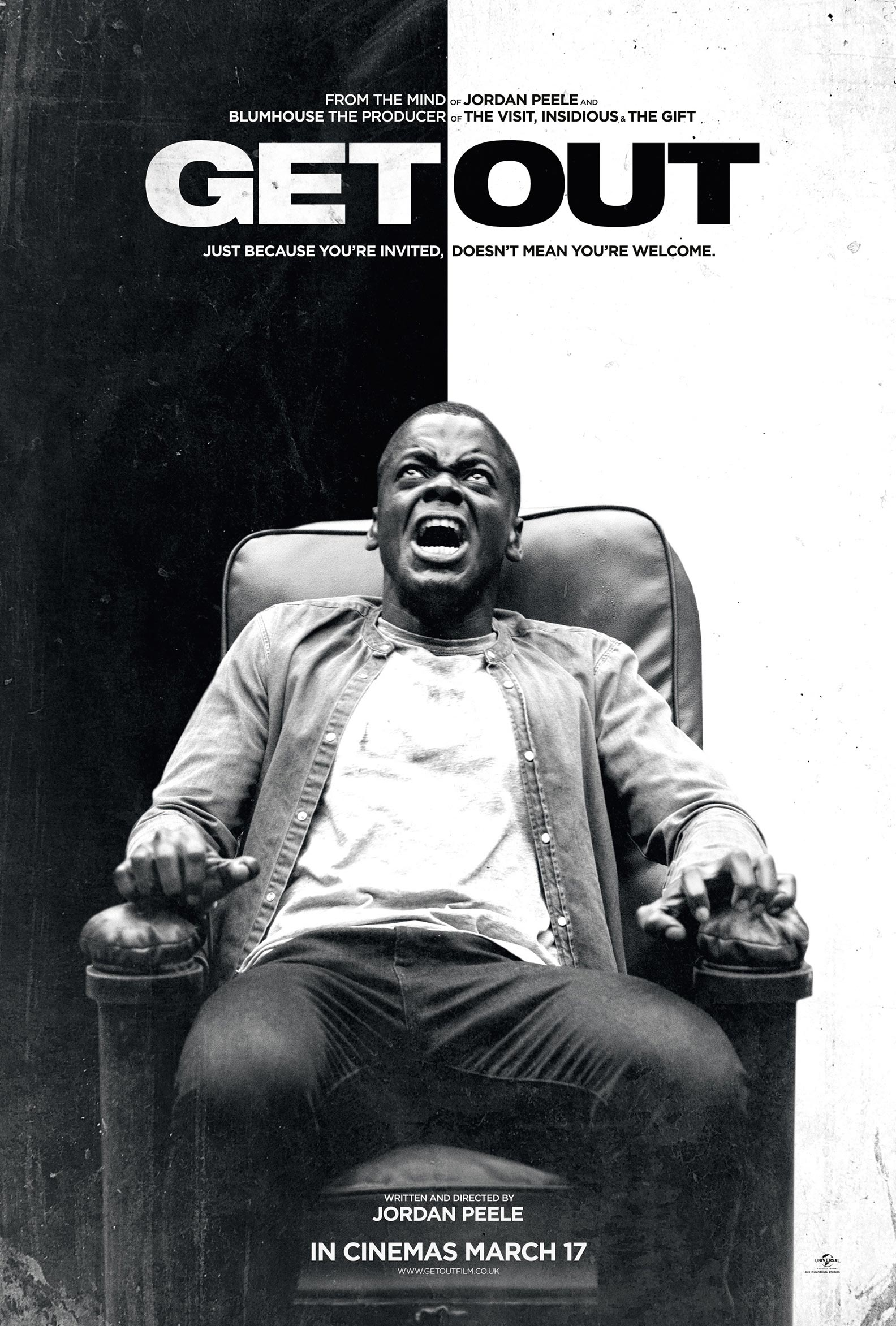 Get Out Poster #4