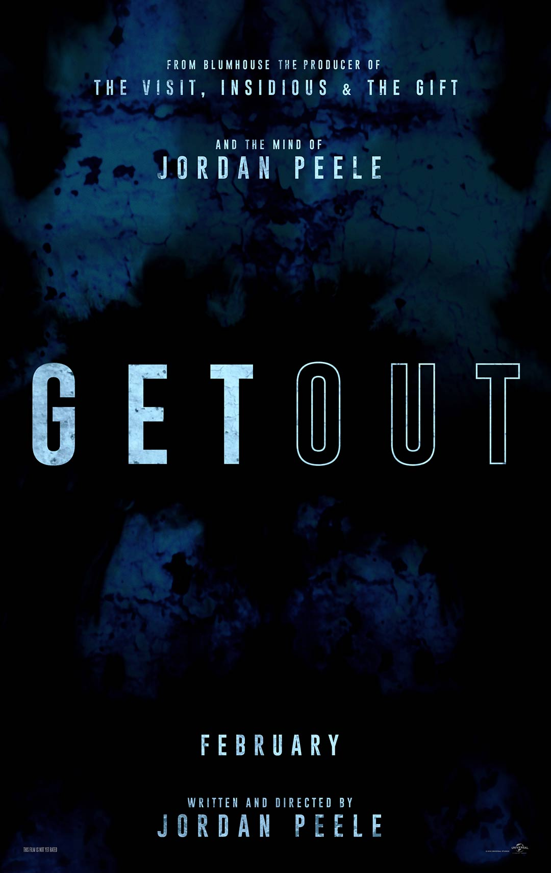 Get Out Poster #1