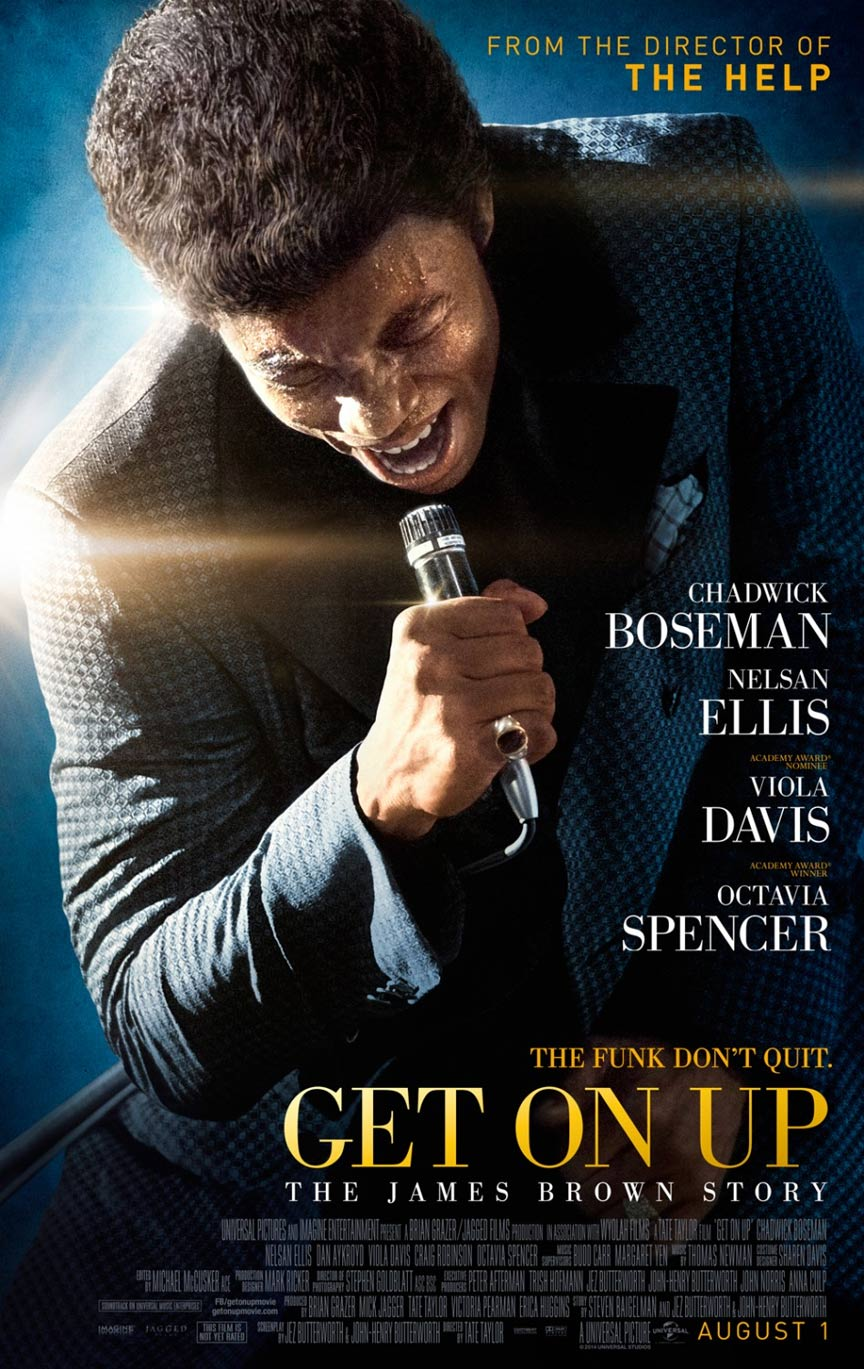 Get on Up Poster #1
