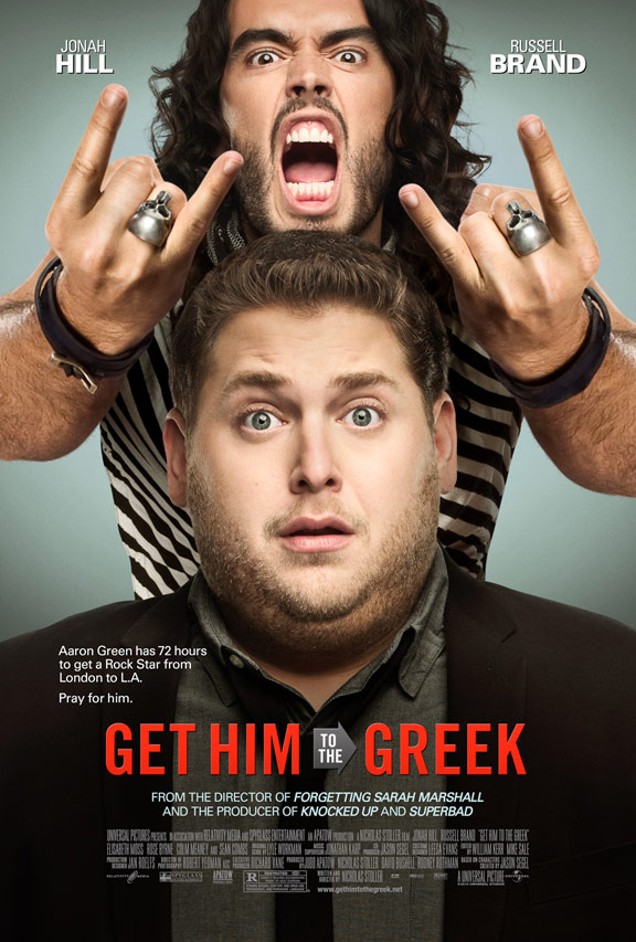 Get Him to the Greek Poster #1