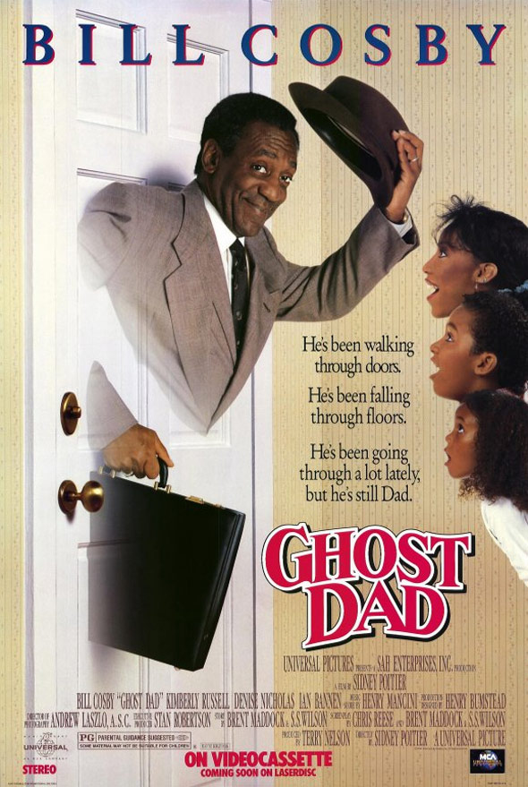 Ghost Dad Poster #1