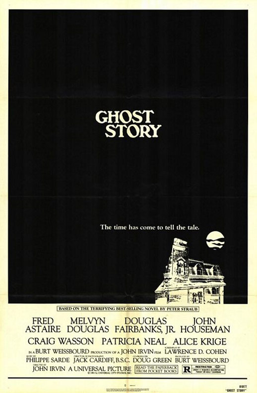 Ghost Story Poster #1