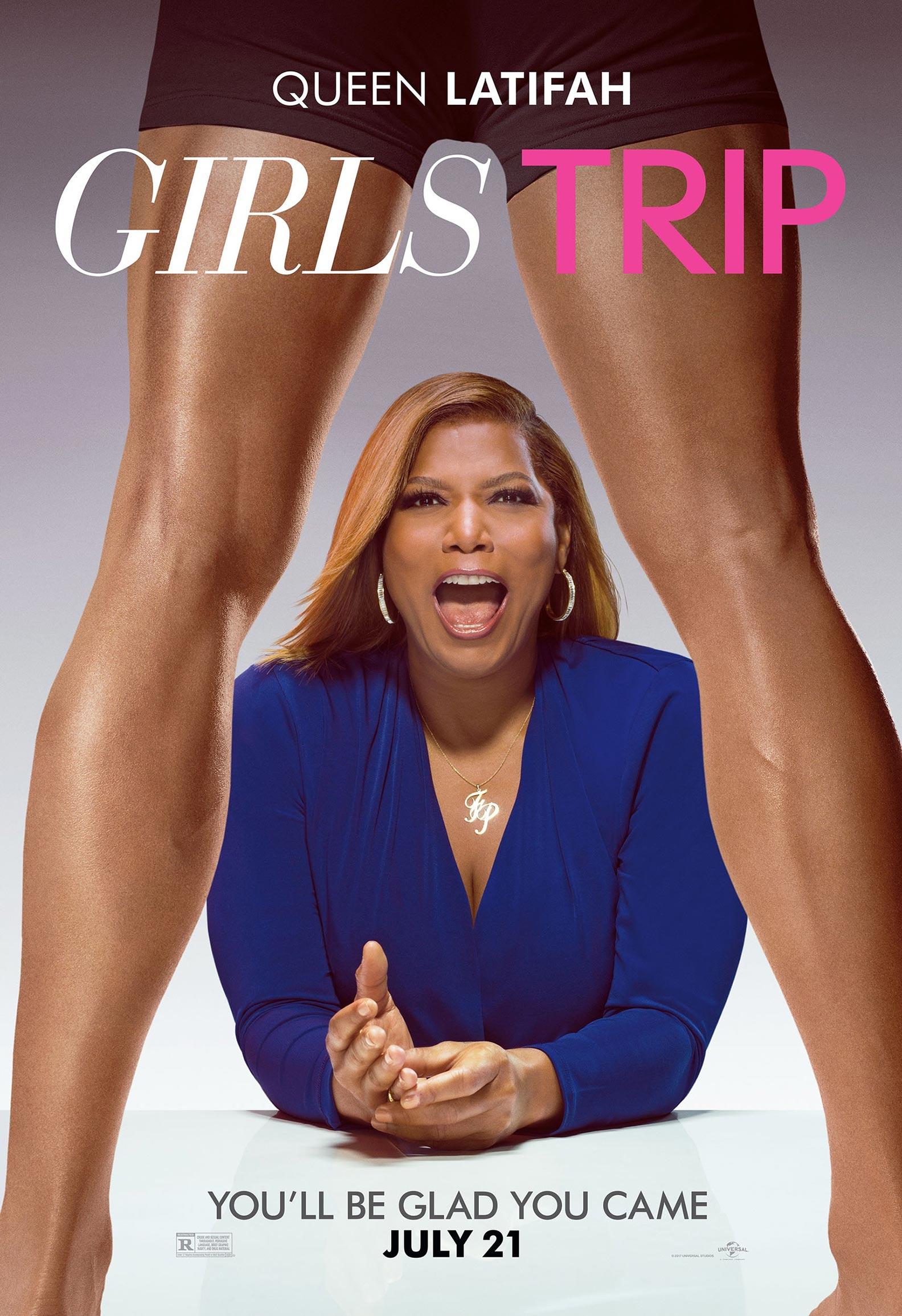 Girls Trip Poster #5