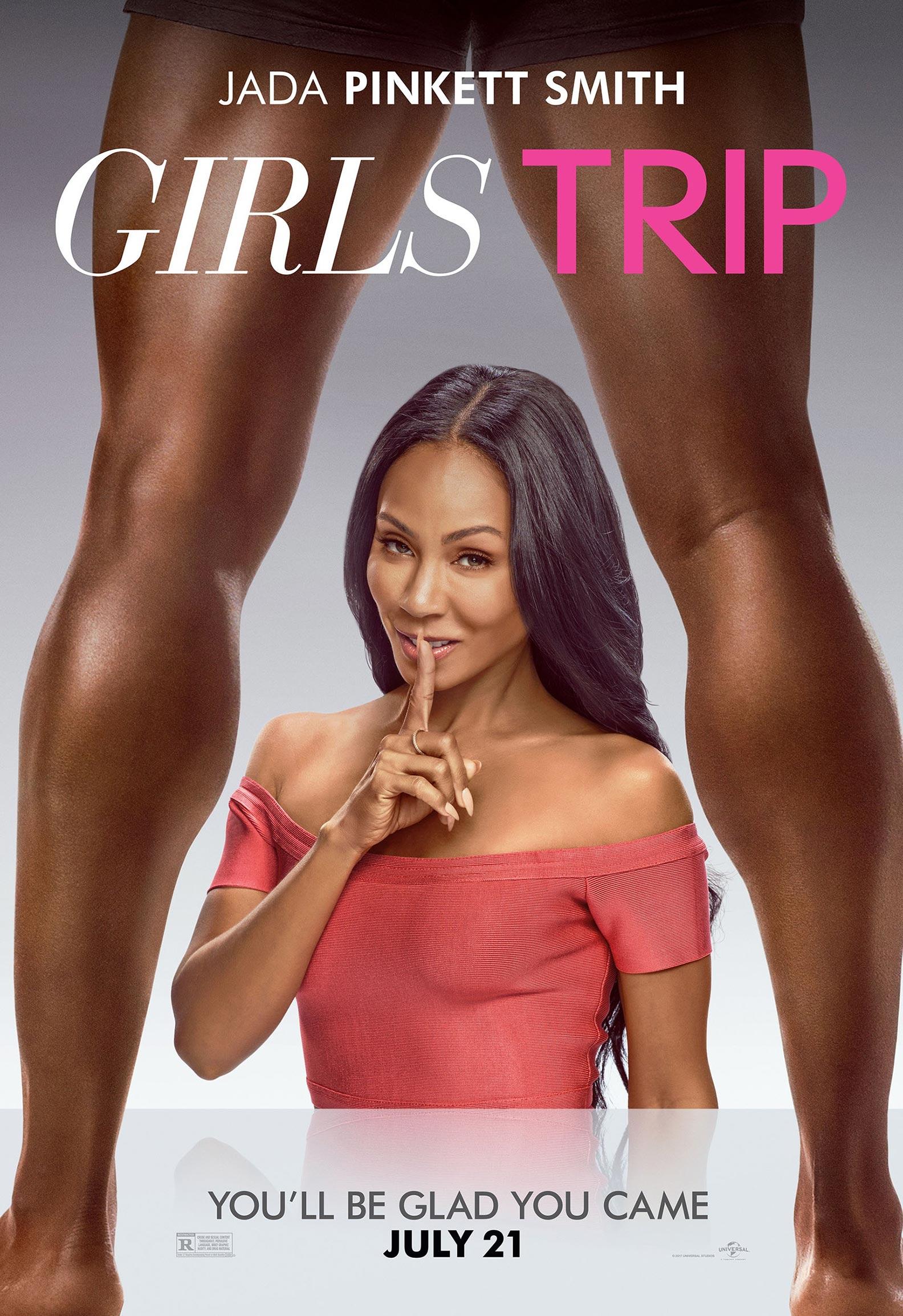 Girls Trip Poster #6