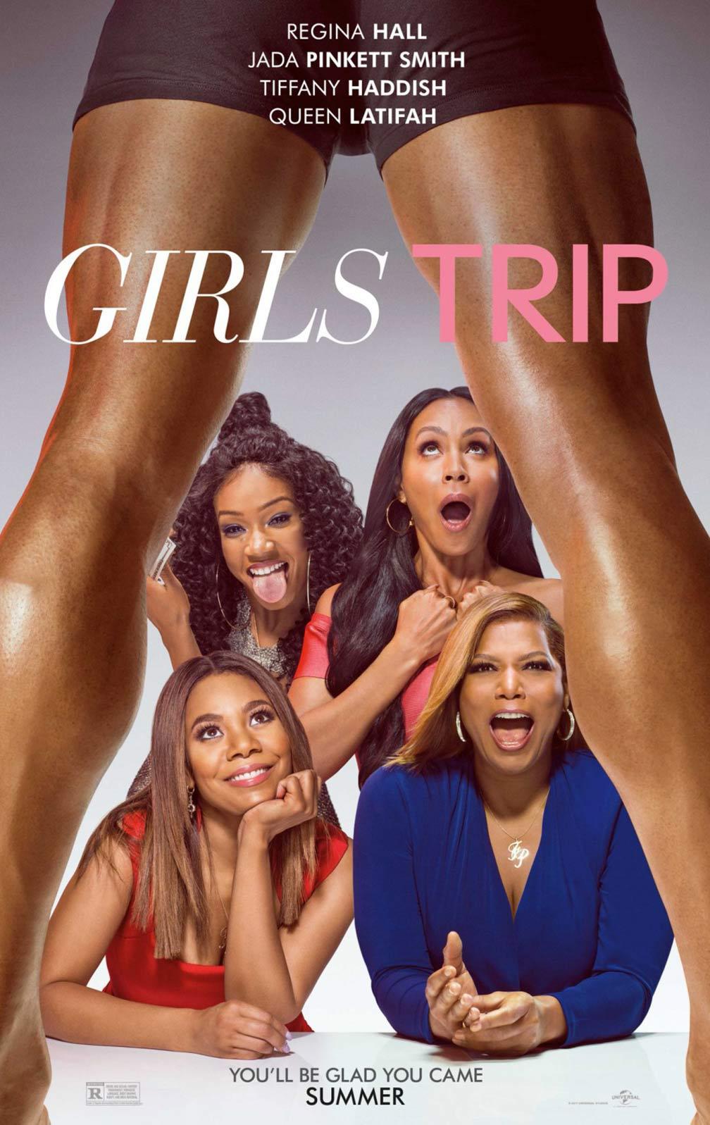 Girls Trip Poster #1