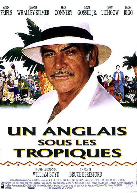A Good Man in Africa Poster #3