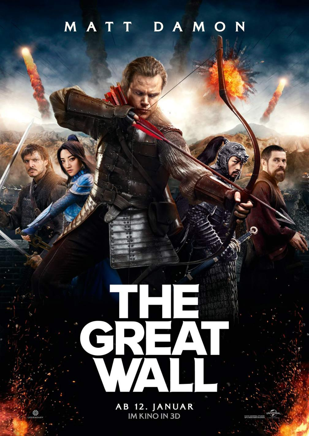 The Great Wall Poster #21