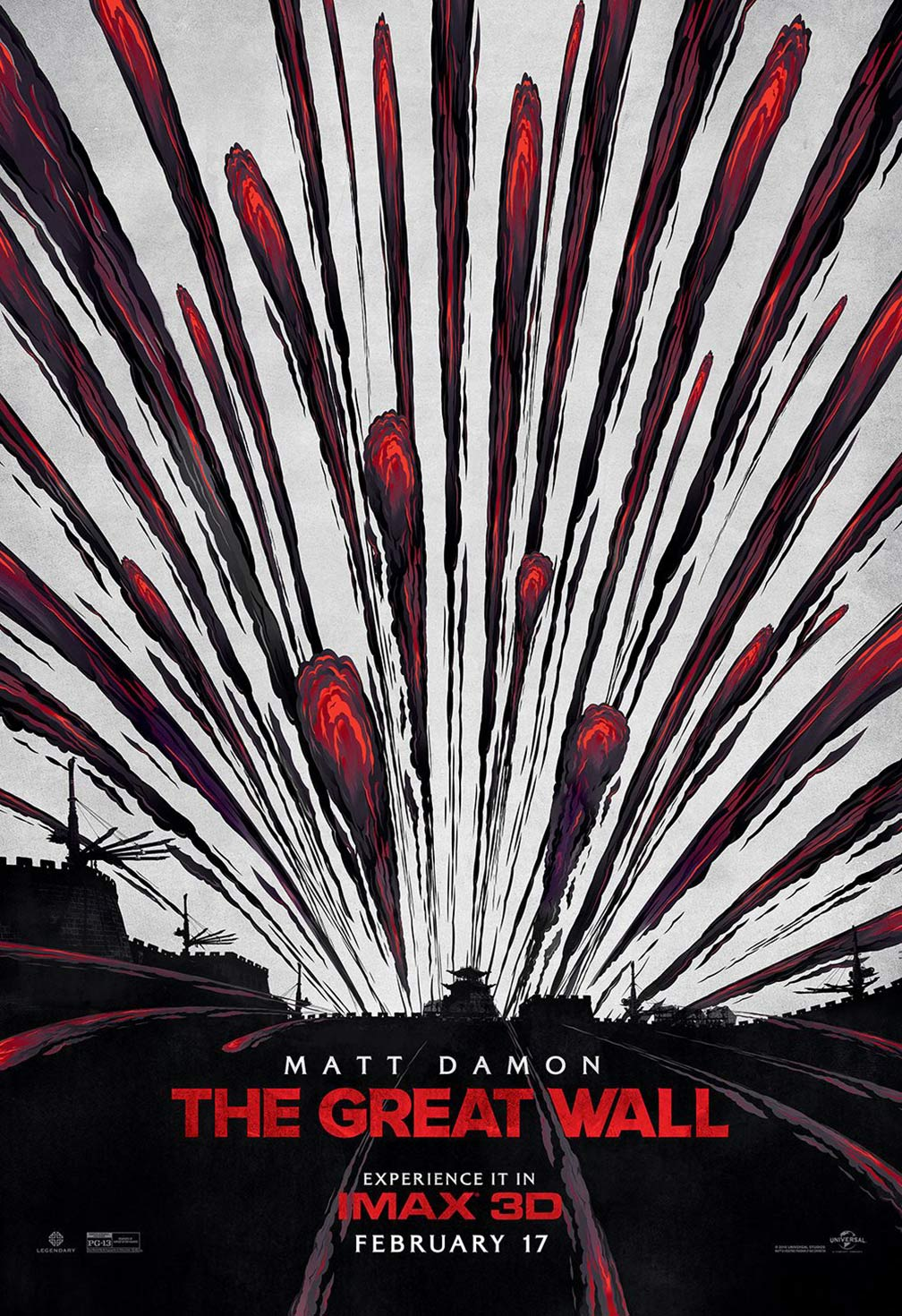 The Great Wall Poster #22