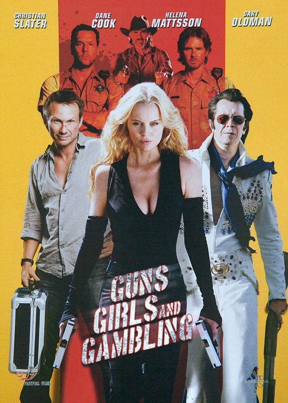 Guns, Girls and Gambling Poster #1